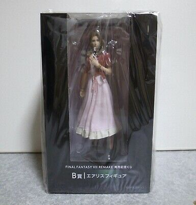 Final Fantasy VII 7 Remake Aerith Gainsborough Figure Kuji B Square-Enix Japan