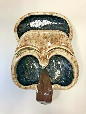 1 of 1 The Missionary's Downfall Tiki Mug Bowl By Wendy Cevola Made in USA