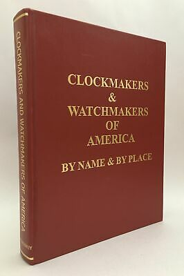 Sonya L Spittler / Clockmakers & Watchmakers of America by Name & Place #35257