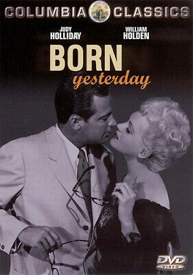 Born Yesterday [DVD] [1950] [Region 1] [ DVD Incredible Value and Free Shipping!