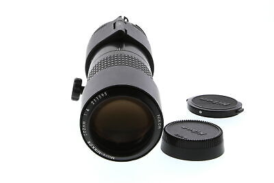Nikon Nikkor 200mm F/4 Micro IF AIS Manual Focus Lens