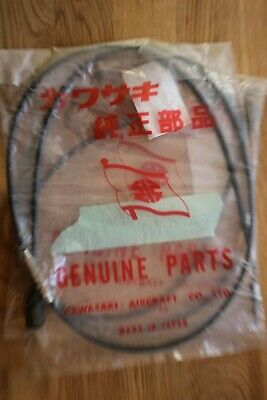 KAWASAKI REAR BRAKE CABLE G4TR KV100 OEM 540023-002 -CanadianSeller #142143