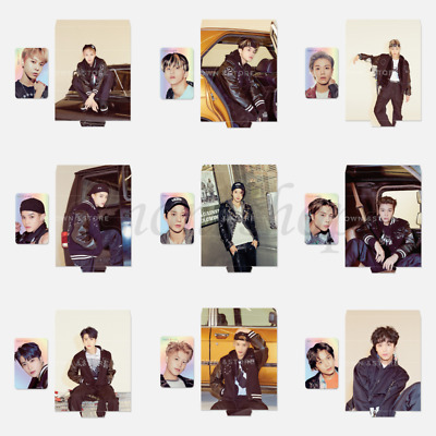 NCT127 NCT #127 Neo Zone HOLOGRAM PHOTO CARD SET SM Official Goods + Tracking #