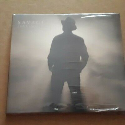 Savage - Love And Rain - Cd Sigillato Sealed Digipak