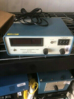 Hoffman Engineering Corp Tsp-90A Photometer Radiometer