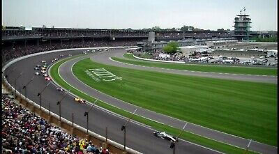 (4) PRIME SW Vista DECK Indianapolis 500 tickets 2020 *Up High Turn 1 seats*LOOK