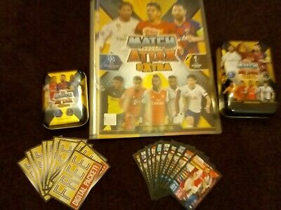 Match Attax Extra 2019/20 Job Lot Bundle Starter Set  19/20 Season New