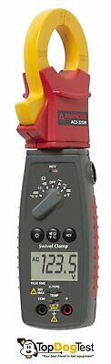 Amprobe ACD-23SW Swivel Clamp Meter with TRMS and Temperature Measurement