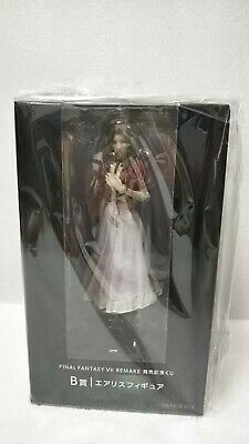 Final Fantasy 7 VII Remake Aerith Figure kuji B SQUARE ENIX FF