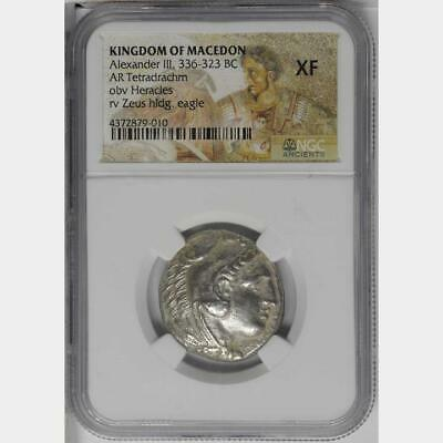 MACEDON. Kingdom of Macedon. Alexander III the Great, 336-323 BC. AR Tetradrachm