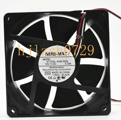 New original 4715KL-05W-B59 DC24V 0.65A three-wire variable frequency cooling fan