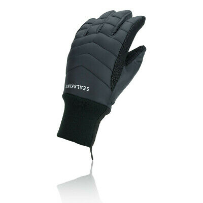 SealSkinz Unisex Waterproof All Weather Gloves Black Sports Outdoors