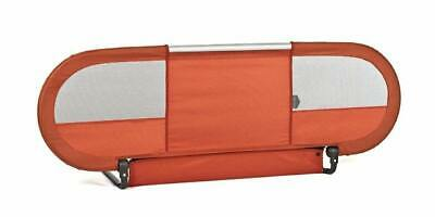 Baby Home Infant/Toddler Bed Rail In Clay (Rust Orange)