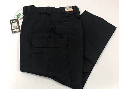 5.11 TACTICAL WOMENS TWILL PDU CLASS-B CARGO PANTS 64306 MIDNIGHT NAVY SZ 4x30