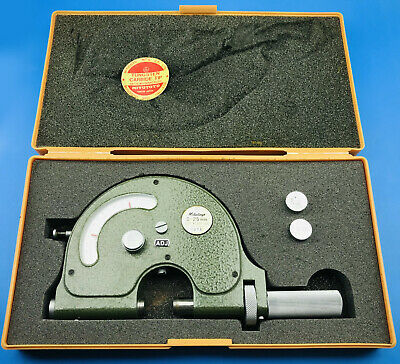 Mitutoyo Indicating Micrometer 0-25mm (523-101)