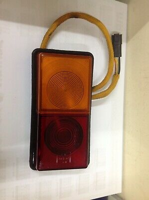 Rubbolite Model 64 Rear Lamp Ifor Williams Wessex Brian James Trailers