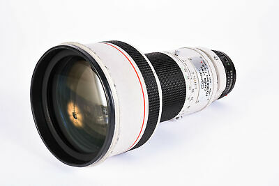 Canon 300mm F/2.8 L FD Mount Magnification Lens (48 Drop-In) *UG*