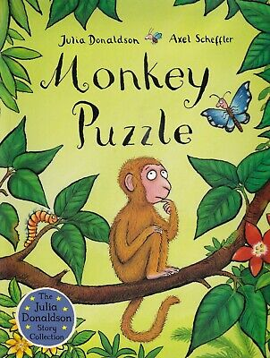 The Monkey Puzzle Book (Paperback) by Julia Donaldson