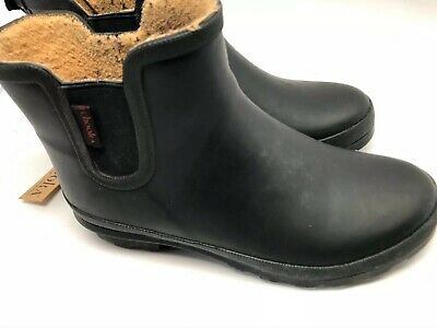 pre Chooka Womens Waterproof Boots Plush Chelsea Memory Foam Booties