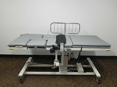 Medical Positioning Inc 1736 Cardiology Echo Table