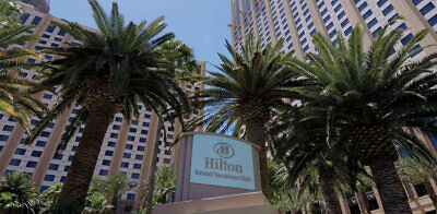 HILTON GRAND VACATIONS CLUB on the BOULEVARD: 7,000 POINTS PLATINUM 2 BED/2 BATH
