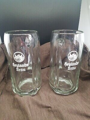 Wisconsin Brewery wheat beer glasses Stevens Point pick one Berghoff etc
