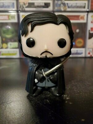 Funko Pop! Game of Thrones Jon Snow #07 OOB Out of Box Loose Vinyl Figure