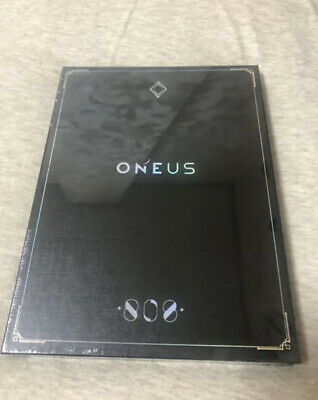 New ONEUS 808 First Limited Edition CD DVD Photobook Japan