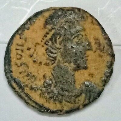 Unidentified top quality Ancient Roman Bronze coin  CIRCA BCE 50 - 200 ce