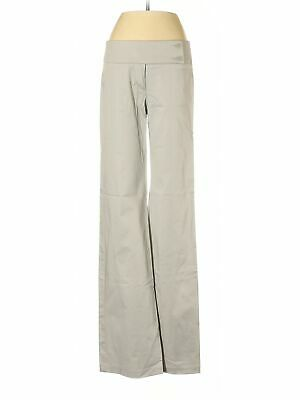 NWT United Colors Of Benetton Women Gray Dress Pants 38 french