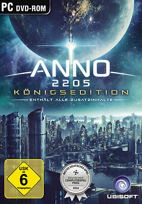 Ubisoft - Anno 2205 Ultimate Edition PC