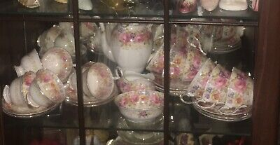 Royal Albert Bone China Tea Set