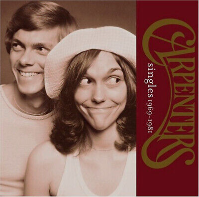 The Carpenters ~ Singles  (Best of / Greatest Hits) NEW SEALED CD