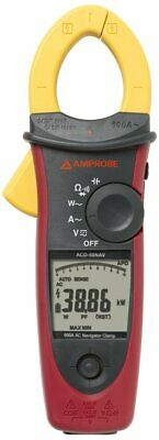 Amprobe Power Quality Clamp Meter Amprobe ACDC-54NAV With Cal Cert