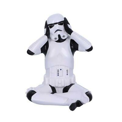 Official Star Wars Licenced Figures Statues THREE WISE STORMTROOPERS Nemesis
