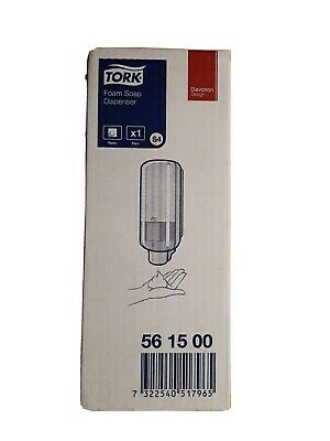 Tork Foam Soap Dispenser S4 White 561500 Brand new stock.