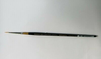 Reborn Doll Artist Paint Brush Liner 10/0  for Brow and Hair Painting.