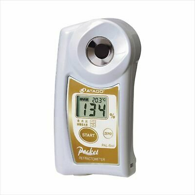 PAL-Soil ATAGO pocket soil moisture meter geological survey soil analysis