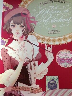 Doujinshi Rokkaben 15th illustrations book by MATSUO HIROMI Romantica 20pages