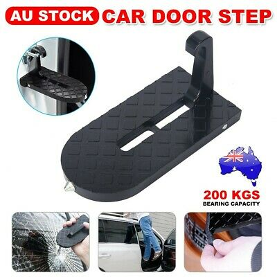 Vehicle Latch Roof Of Car SUV Door Give You a Step Easily Rooftop Doorstep AU