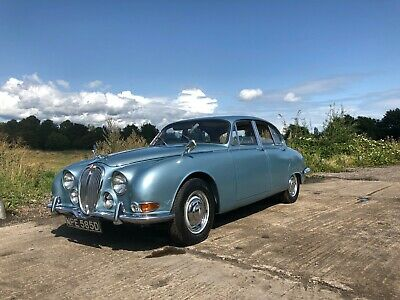Jaguar S-Type 3.8 Saloon Auto 1966