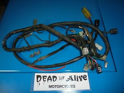 KYMCO SUPER 8, 125cc    COMPLETE WIRING HARNESS / LOOM