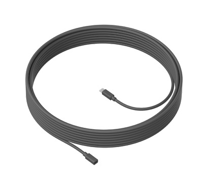 Logitech 950-000005 Meetup 10m Extended Cable For Expansion Microphone