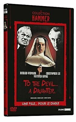 DVD : To the devil daughter Une fille pour le diable - NEUF