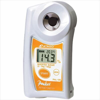 PAL-18S ATAGO Pocket invert Sugar densitometer Sugar meter Digital