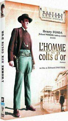 DVD : L'homme aux colts d'or - WESTERN - NEUF