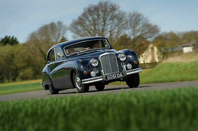 Exceptional Jaguar MK IX with amazing history and low miles. Unique Opportunity