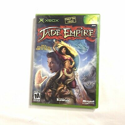 Jade Empire (Microsoft Xbox, 2005) Factory Sealed Original Retail Only On Xbox