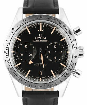 NEW OMEGA SPEEDMASTER 57 Automatic Chronograph Men's Watch