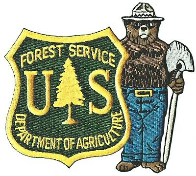 "⫸ 944 Postcard Smokey Bear ""Hurry Here They Come"" US Forest Service New"